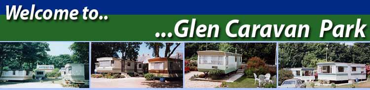 Glen Caravan Park Caravan Hire Portland Dorset